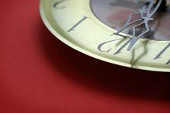 ρολόι δώδεκα Στοκ Φωτογραφία