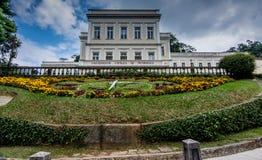 Ρολόι λουλουδιών Universidade Catolica, polis Petrà ³ Στοκ Εικόνα