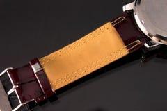ρολόι λουριών Στοκ εικόνες με δικαίωμα ελεύθερης χρήσης
