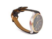 ρολόι λουριών Στοκ φωτογραφίες με δικαίωμα ελεύθερης χρήσης