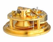 ρολόι μηχανισμών γεφυρών χρ& Στοκ Εικόνες
