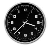 ρολόι μοντέρνο Στοκ φωτογραφίες με δικαίωμα ελεύθερης χρήσης