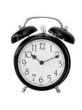 ρολόι νέο Στοκ φωτογραφίες με δικαίωμα ελεύθερης χρήσης