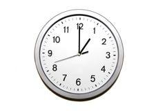 ρολόι ο ένα Στοκ Φωτογραφίες