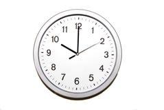 ρολόι ο δέκα Στοκ εικόνες με δικαίωμα ελεύθερης χρήσης