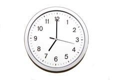 ρολόι ο επτά Στοκ Εικόνα