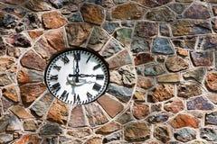 ρολόι ο τρία απογεύματος Στοκ Εικόνες