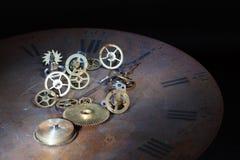 ρολόι παλαιό Στοκ εικόνες με δικαίωμα ελεύθερης χρήσης