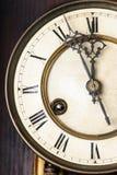 ρολόι παλαιό Στοκ Εικόνες