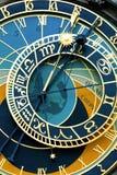 ρολόι Πράγα στοκ φωτογραφία