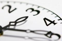ρολόι προσώπου Στοκ φωτογραφίες με δικαίωμα ελεύθερης χρήσης