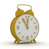 ρολόι συναγερμών παλαιό διανυσματική απεικόνιση