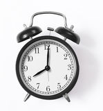 Ρολόι συναγερμών Στοκ εικόνες με δικαίωμα ελεύθερης χρήσης