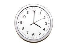 ρολόι τέσσερα ο Στοκ Φωτογραφία