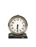 ρολόι τα παλαιά ρωσικά Στοκ Εικόνες