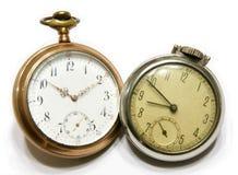 ρολόι τσεπών Στοκ Φωτογραφίες