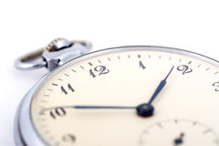 ρολόι τσεπών Στοκ φωτογραφία με δικαίωμα ελεύθερης χρήσης