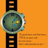 ρολόι χεριών Στοκ Εικόνες