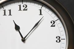 ρολόι Στοκ εικόνα με δικαίωμα ελεύθερης χρήσης