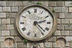Ρολόι Kotor στοκ εικόνα με δικαίωμα ελεύθερης χρήσης