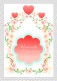 Ρομαντική αγάπη απεικόνιση αποθεμάτων