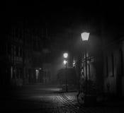Ρομαντική αλέα Στοκ εικόνες με δικαίωμα ελεύθερης χρήσης