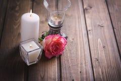 ρομαντική ανασκόπηση Στοκ φωτογραφία με δικαίωμα ελεύθερης χρήσης