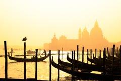 Ρομαντική Βενετία, Ιταλία Στοκ φωτογραφία με δικαίωμα ελεύθερης χρήσης