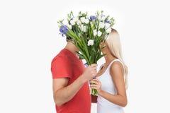 Ρομαντική ημερομηνία στοκ φωτογραφίες