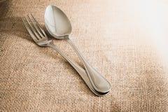 Ρομαντική καθορισμένη έννοια γευμάτων Στοκ Εικόνες