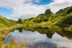 Ρομαντική νεράιδα Glen Στοκ Εικόνες