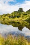 Ρομαντική νεράιδα Glen Στοκ εικόνα με δικαίωμα ελεύθερης χρήσης