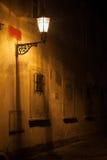 Ρομαντική πάροδος Στοκ φωτογραφία με δικαίωμα ελεύθερης χρήσης