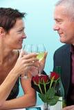 Ρομαντική φρυγανιά στοκ φωτογραφία με δικαίωμα ελεύθερης χρήσης