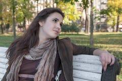 Ρομαντικό κορίτσι Στοκ φωτογραφία με δικαίωμα ελεύθερης χρήσης