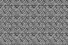 Ρομβικό μονοχρωματικό μίνι κυψελωτό σχέδιο υποβάθρου με τα καρφιά σιδήρου Στοκ Φωτογραφίες