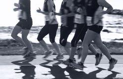 δρομείς του Οντάριο Οττάβα μαραθωνίου του Καναδά Στοκ φωτογραφίες με δικαίωμα ελεύθερης χρήσης
