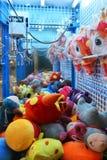 Ρομποτική μηχανή παιχνιδιών νυχιών Arcade, arcade νύχι Στοκ φωτογραφία με δικαίωμα ελεύθερης χρήσης