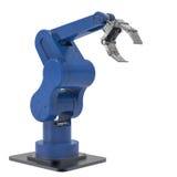 Ρομποτικό χέρι βραχιόνων ή ρομπότ Στοκ Φωτογραφία