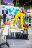 Ρομποτικό χέρι Στοκ φωτογραφία με δικαίωμα ελεύθερης χρήσης