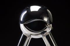 ρομπότ μετάλλων Στοκ εικόνες με δικαίωμα ελεύθερης χρήσης