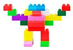 Ρομπότ παιχνιδιών Στοκ φωτογραφία με δικαίωμα ελεύθερης χρήσης