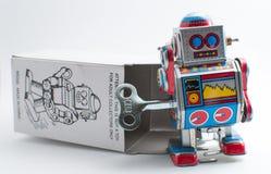 Ρομπότ παιχνιδιών Στοκ Φωτογραφίες