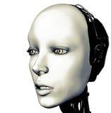 ρομπότ πορτρέτου Στοκ Φωτογραφίες