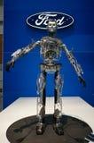 Ρομπότ της Ford Στοκ εικόνα με δικαίωμα ελεύθερης χρήσης