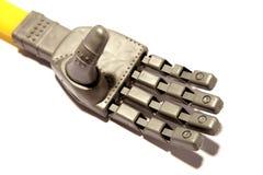 ρομπότ χεριών στοκ εικόνα με δικαίωμα ελεύθερης χρήσης