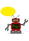 ρομπότ ελεύθερη απεικόνιση δικαιώματος