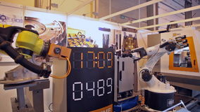Ρομπότ φιλμ μικρού μήκους