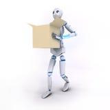 Ρομπότ 5 Στοκ Φωτογραφίες