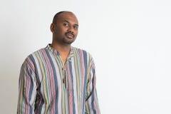 δροσερός τύπος Ινδός Στοκ φωτογραφία με δικαίωμα ελεύθερης χρήσης